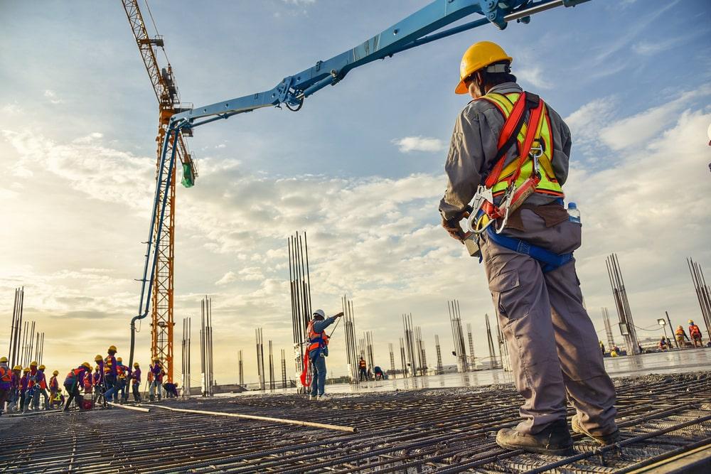 A Construção e a Economia Brasileira.